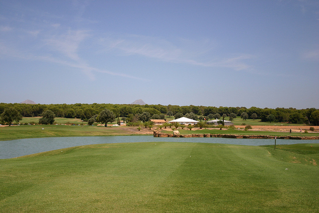 Гольф - клуб Urbanización Golf Santa Ponsa