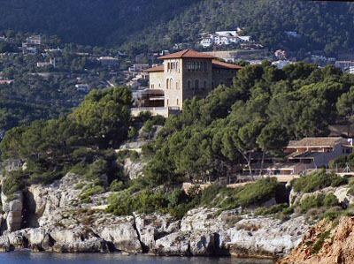 Летняя резиденция короля