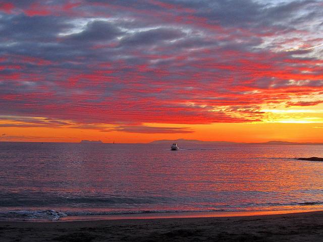 Марбелья - Пляж