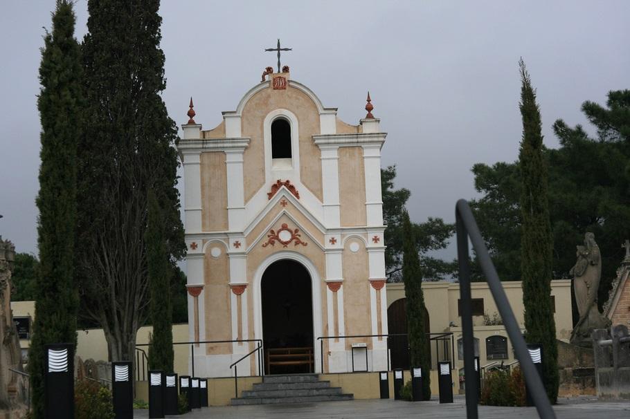 Часовня, Кладбище Ллорет-де-Мара
