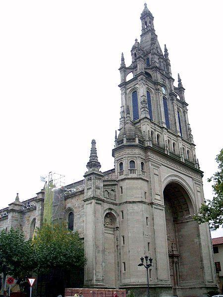 Базилика N.С.Begoña в Бильбао