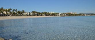 Пляж в Са-Коме