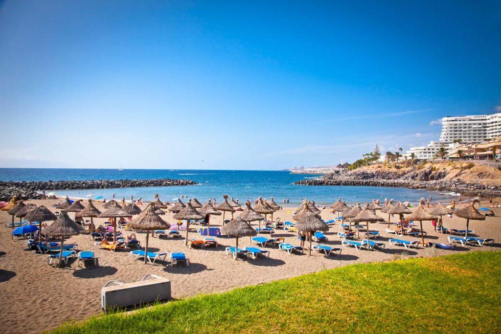 Пляж Del Bobo