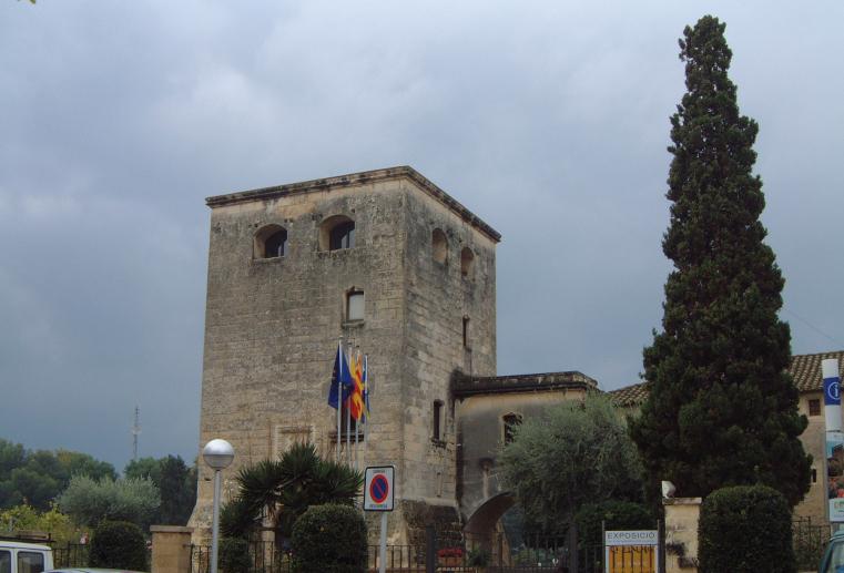 Крепость Torre Vella