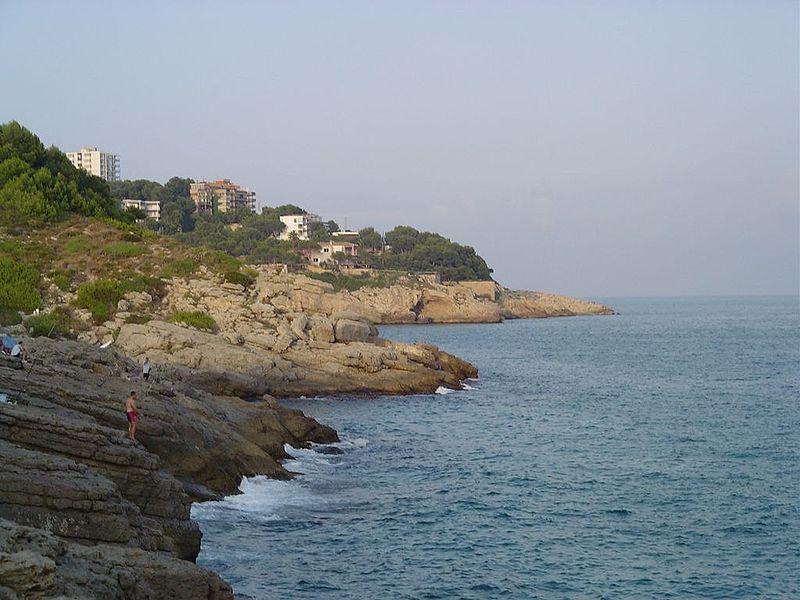 побережье Салоу