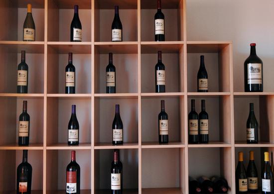 Ассортимент винного завода в Куэнке