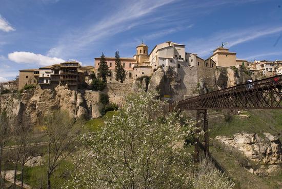 Монастырь Сан-Пабло в Куэнке