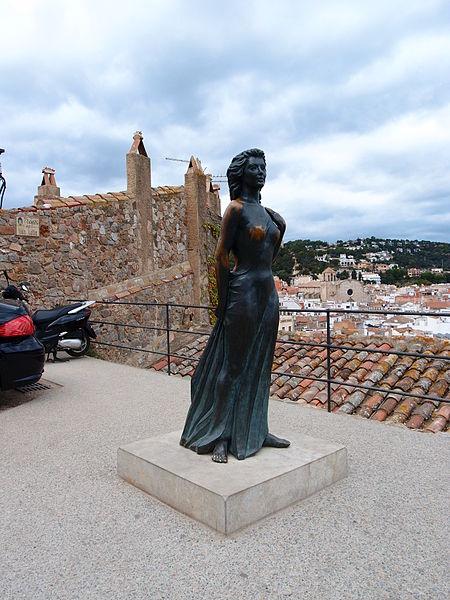 Памятник Ava Gardner