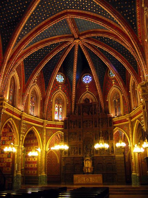 Убранство Церкви Св. Петра