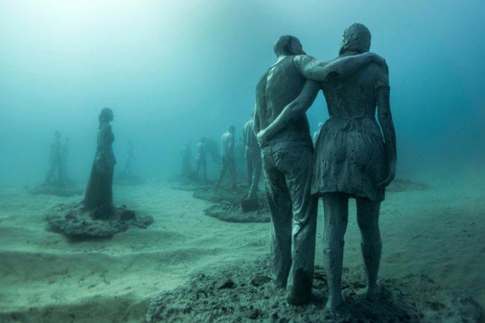 подводный музей Лансароте