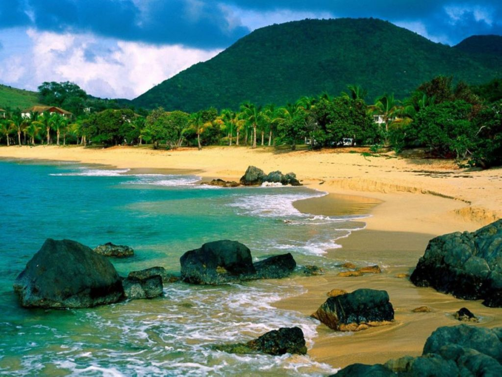 Пляж Йерро