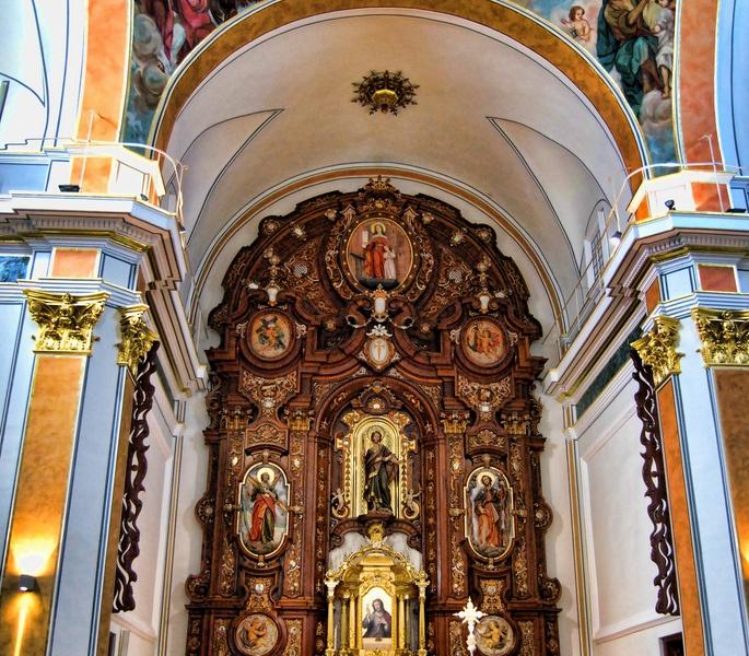 Церковь Св.Хайме