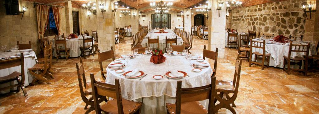 рестораны города Толедо