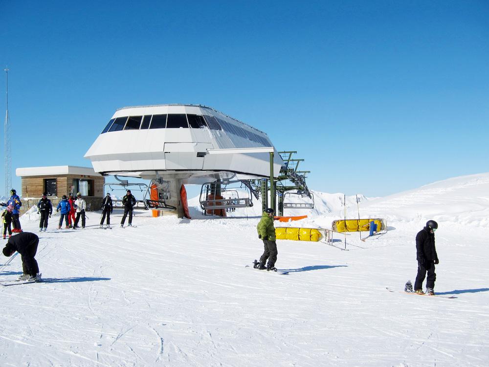 лыжня Бакейра-Берет