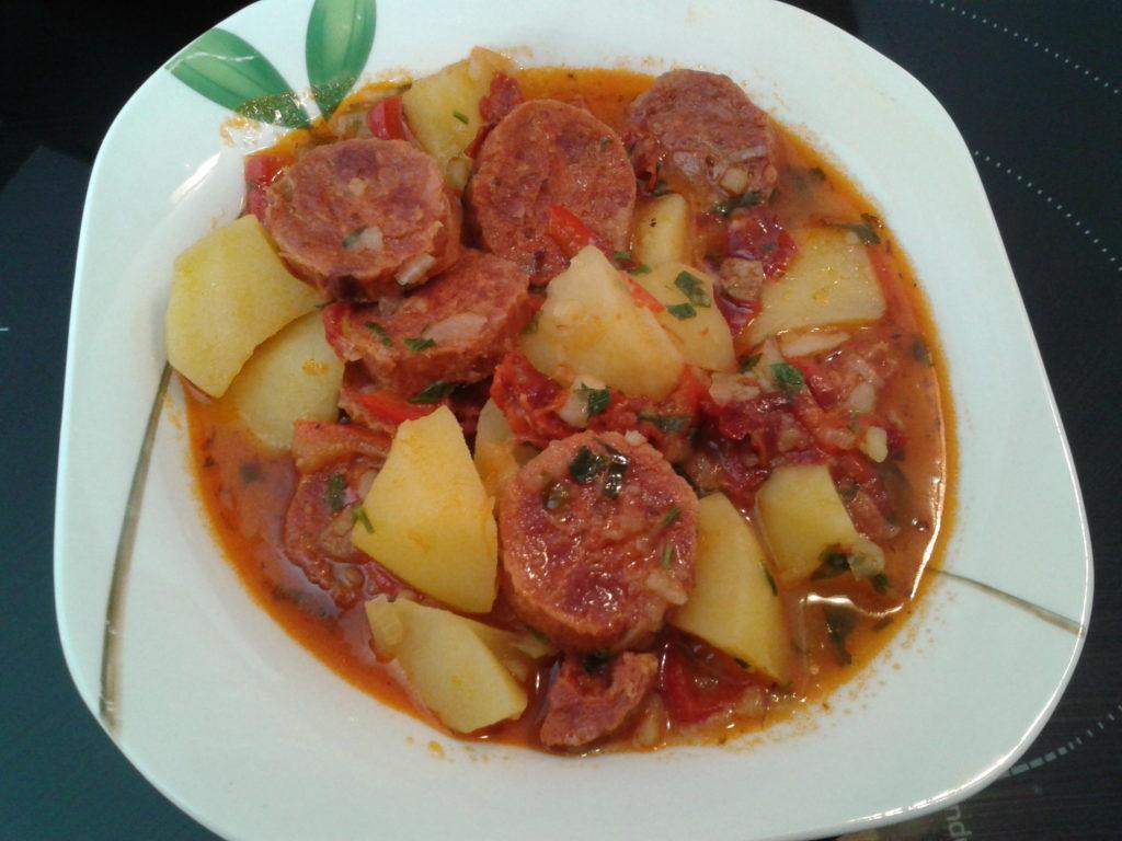 Традиционные блюда Риоха