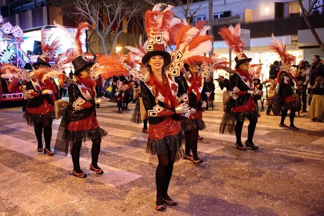 Карнавал в Бесалу