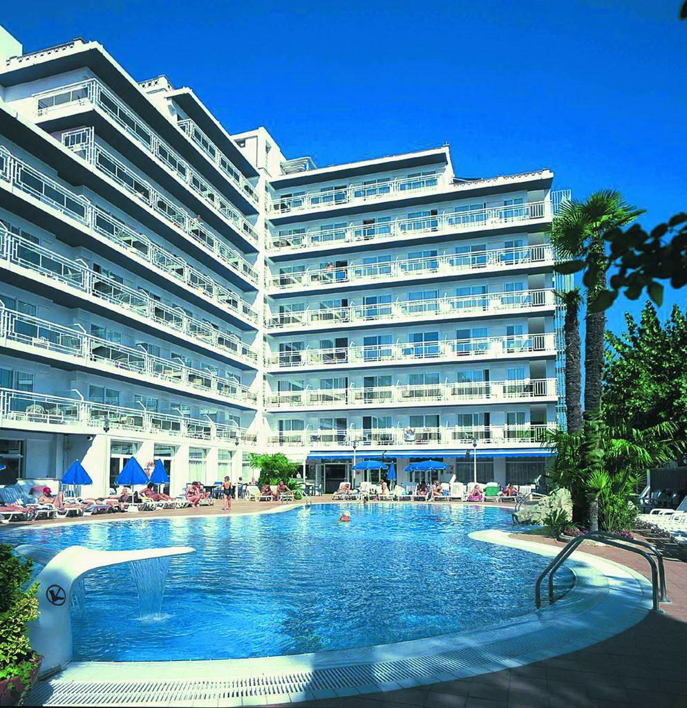 Отель Мар-Блау