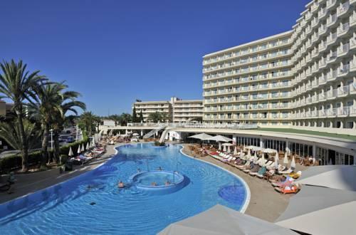 Большой роскошный отель