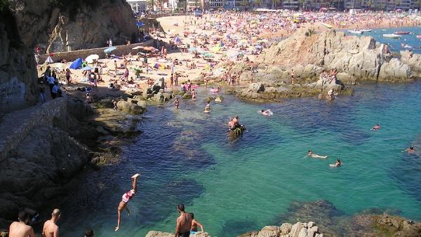 Пляжи Плая-де-Аро