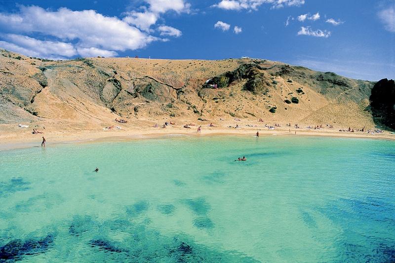 Многочисленные пляжи острова