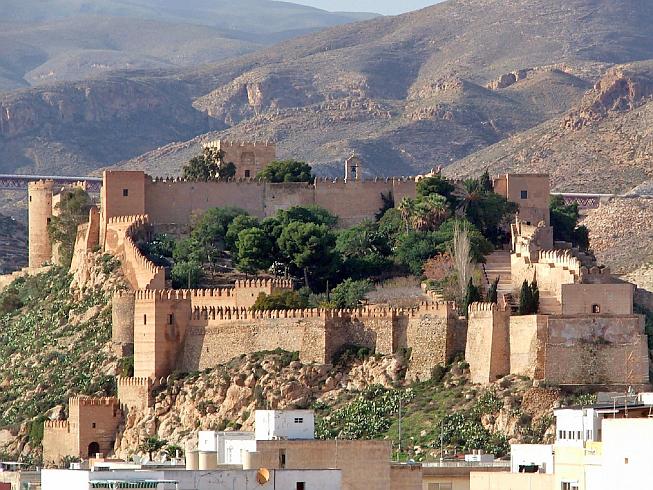 крепость Алькабаса