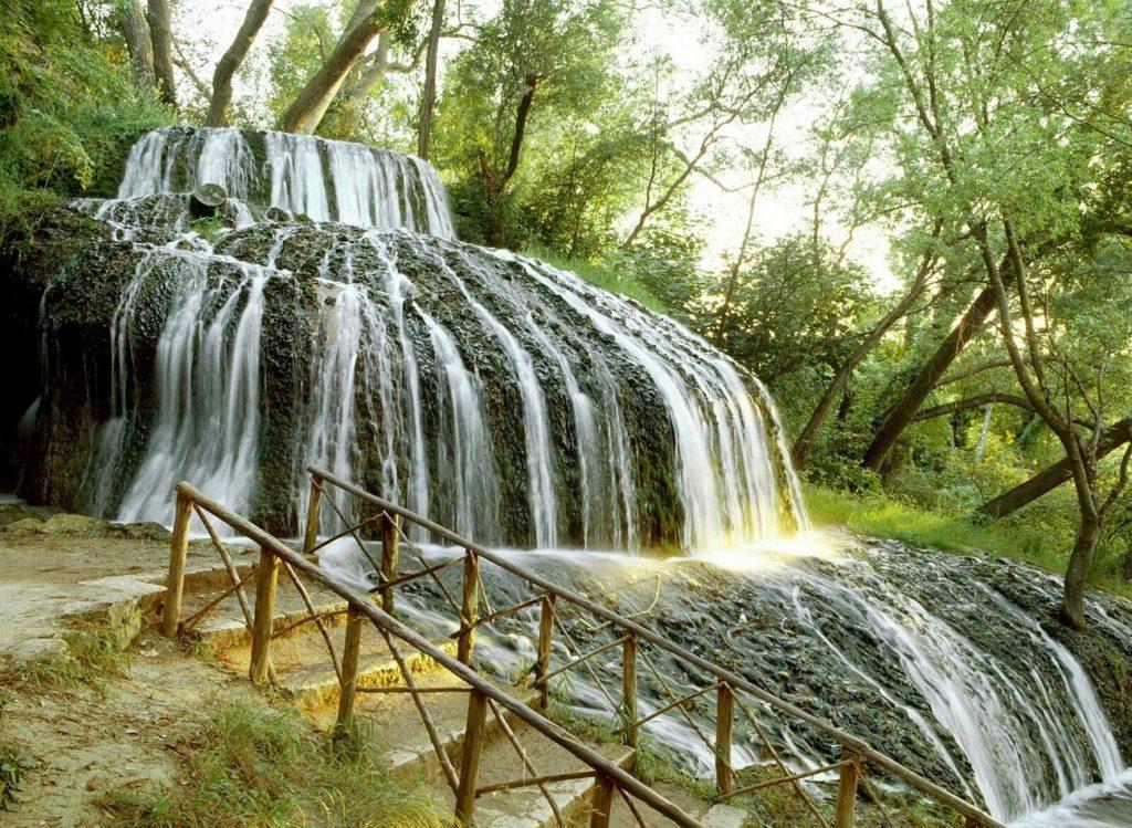 Aragon Природный парк в Сарагосе