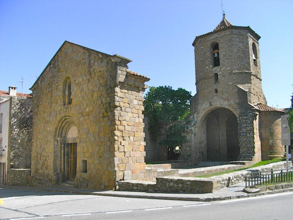 Церкви Сан-Поль-де-Мар