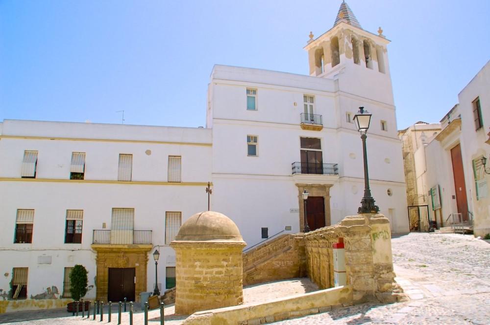 Церковь Санта-Круз
