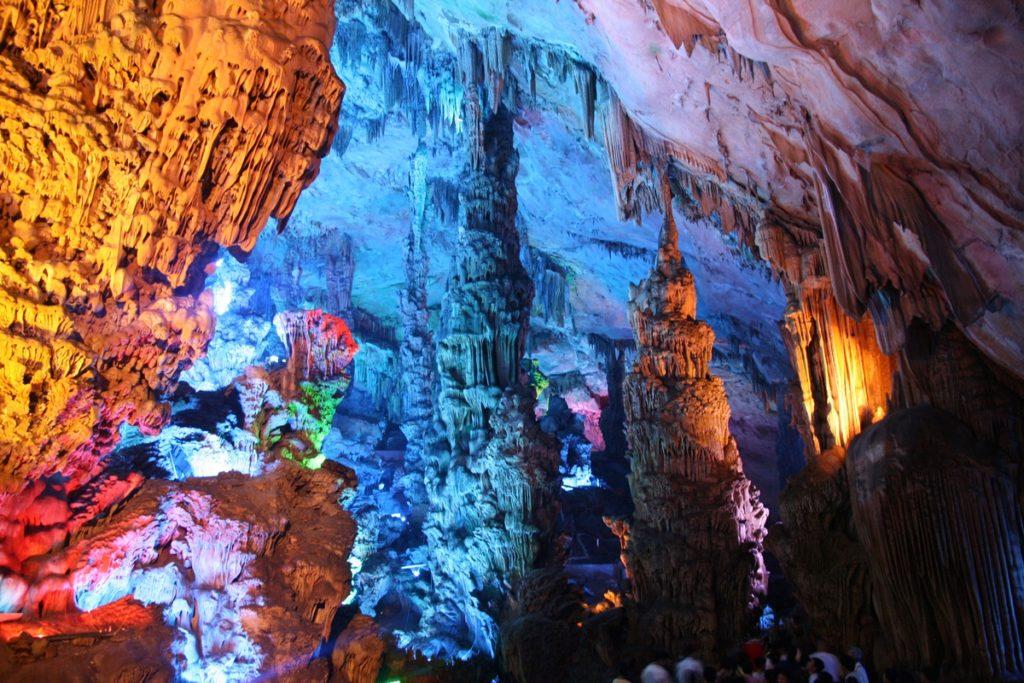 Живописные пещеры Арагона
