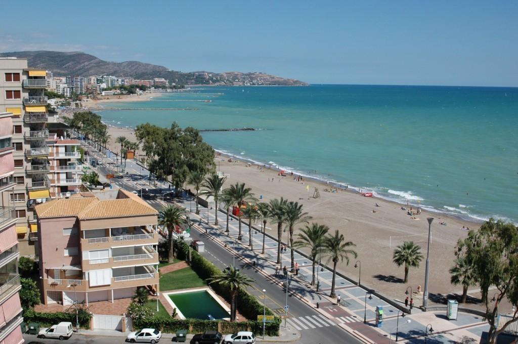 Пляжи Альтеа