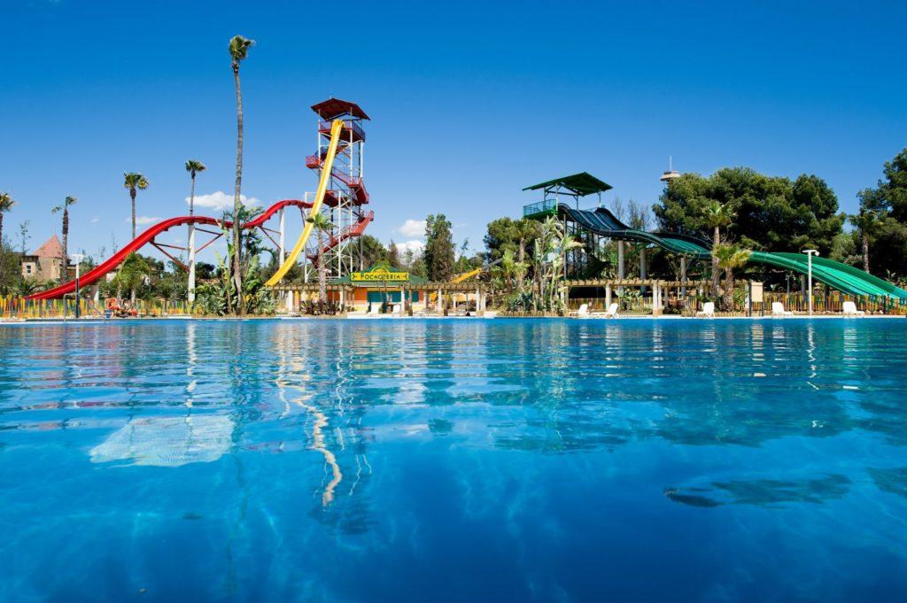 Аквапарки курорта Ареналь
