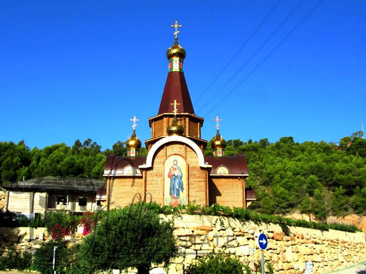 церкви Кальпе