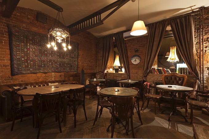 уютные кафе Бесалу
