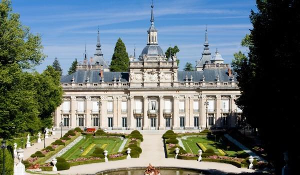 замок Ла-Гранха