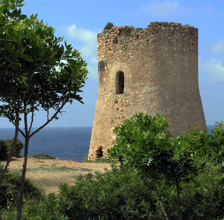 Башня 18-го столетия