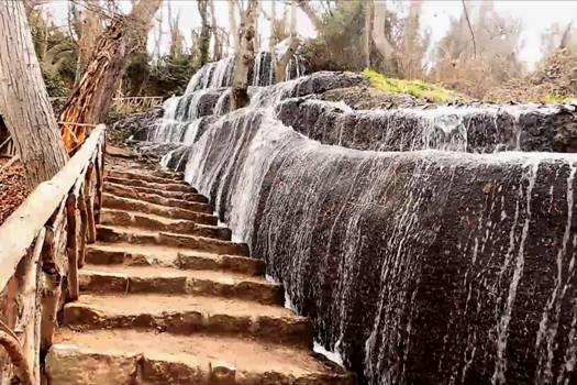 Природная красота Испанских заповедников