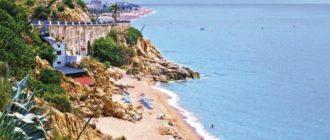 Пляжи Сан-Поль-де-Мар