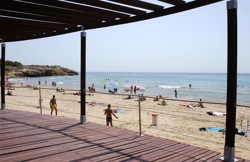 Пляж Аррабассада