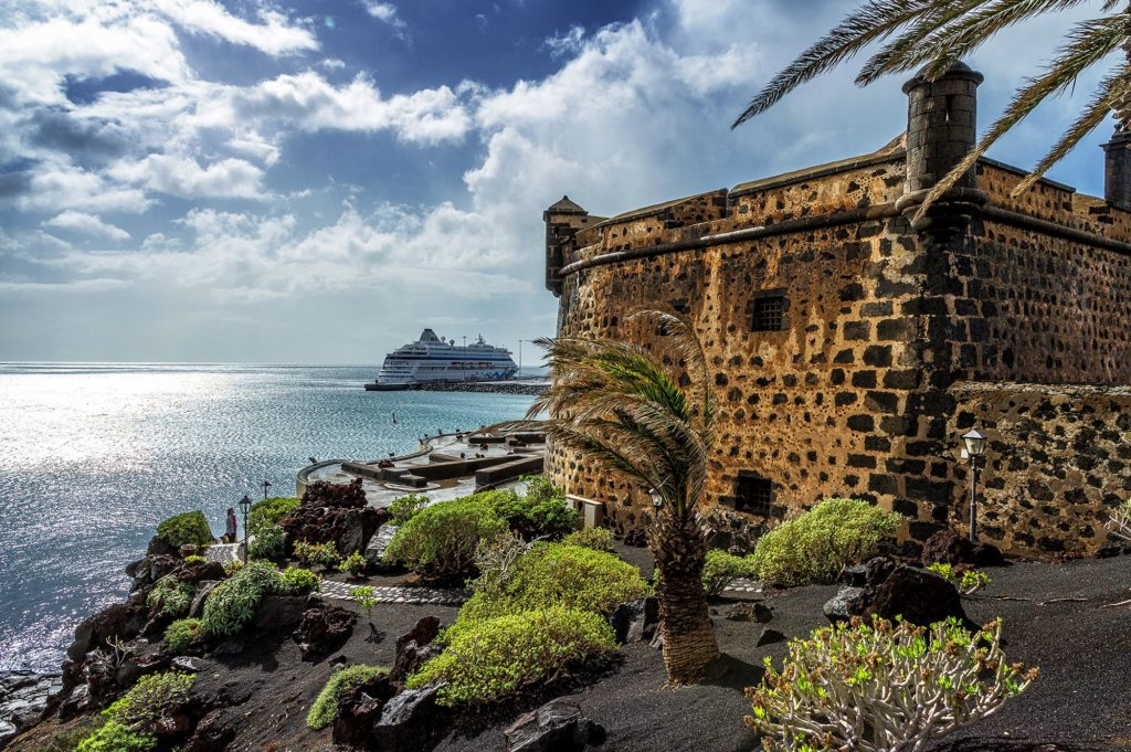 крепость Сан-Габриэль
