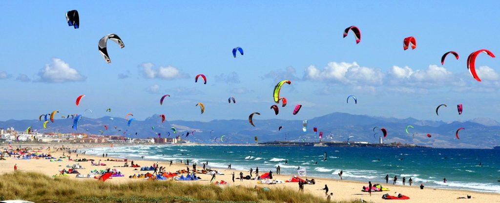 Пляжи Тарифа