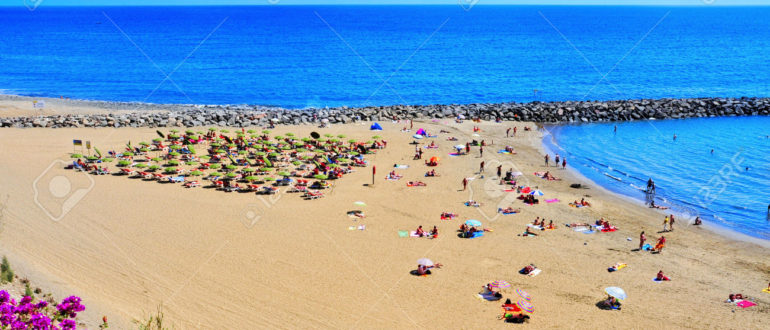 пляж Плайа-дель-Иглес