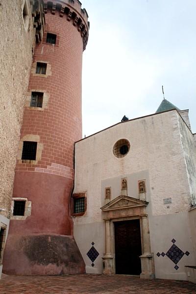 Церковь замка