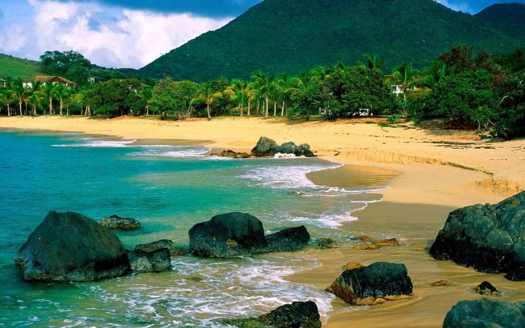 Пляжи Канарских островов