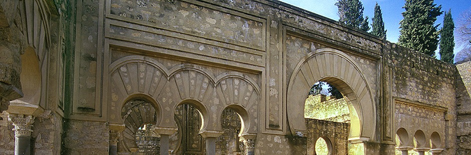 дворцовый город Медина Ас-Сахара
