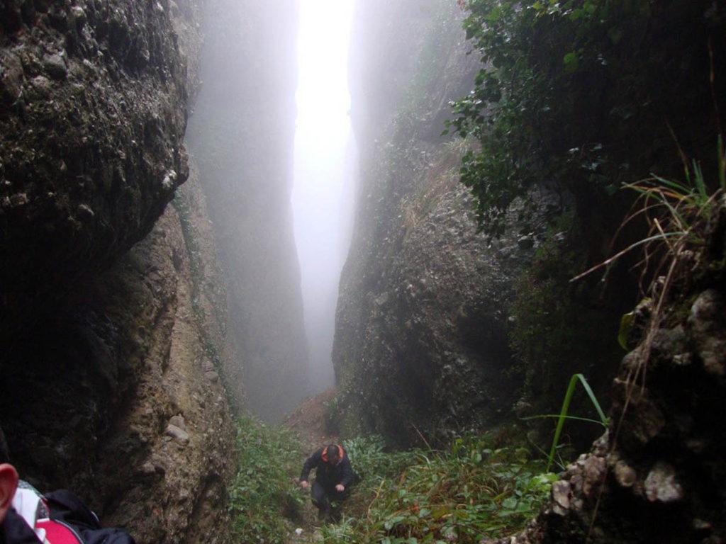 Адское ущелье Тенерифе