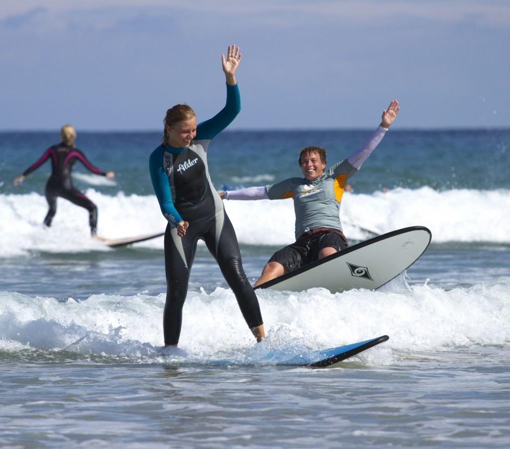 Серфинг на Ибице