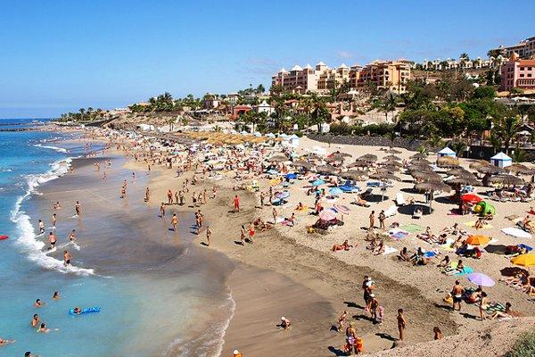 Пляжи Лас-Америкас