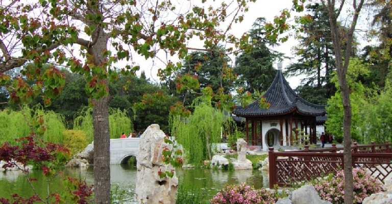 сады и стены Хенералифе