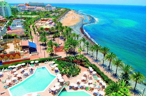 Пляжная линия курорта