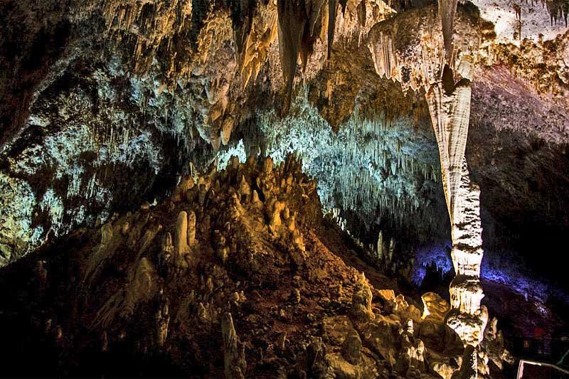 Пещеры Кантабрии